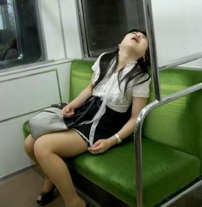 っ 時に て いる 寝 なる ビク て